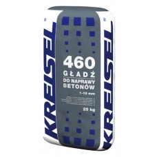 Ремонтная шпатлевка 1 - 10 мм в системе ремонта бетонов Gladz 460 Kreisel